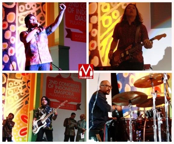 Penampilan Musikimia Diaspora