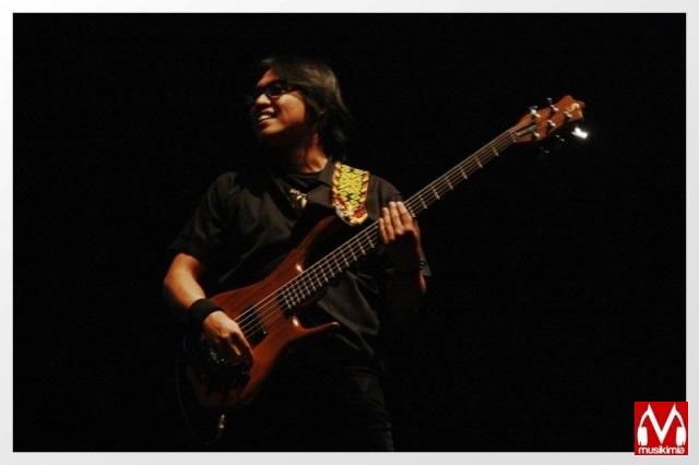 Rindra Musikimia @ Java Jazz